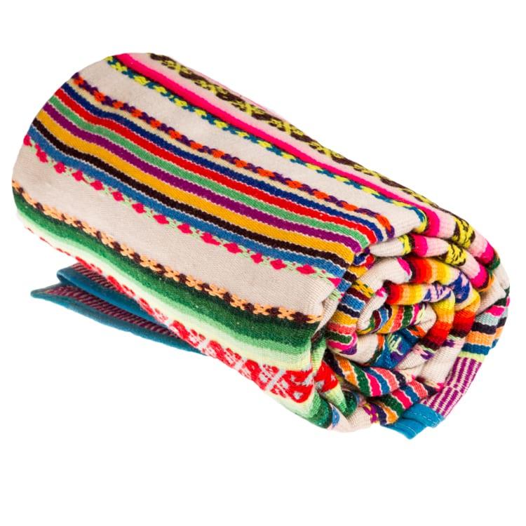 Peruvian Frazadas Blanket