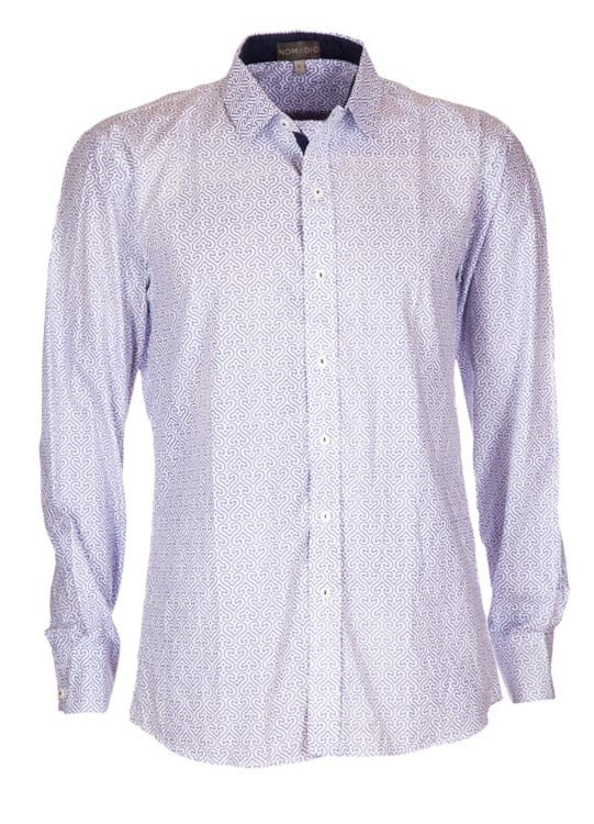Nomadic Alchemy Printed Shirt