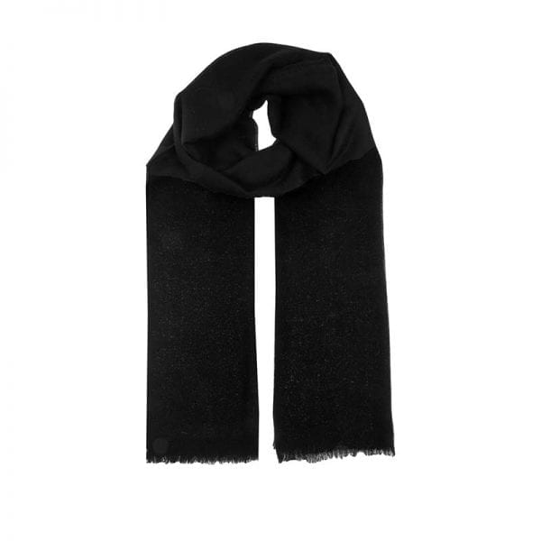 Black cashmere shawl, lovingly hand woven from the finest inner wool of the chyangra goat. A unique shawl, finely woven and luxurious to touch. Fair trade from Beshlie McKelvie.